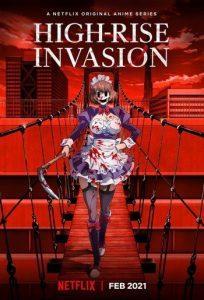 High-Rise Invasion (Dub)