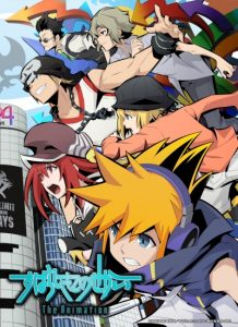 The World Ends with You The Animation [All Seasons]